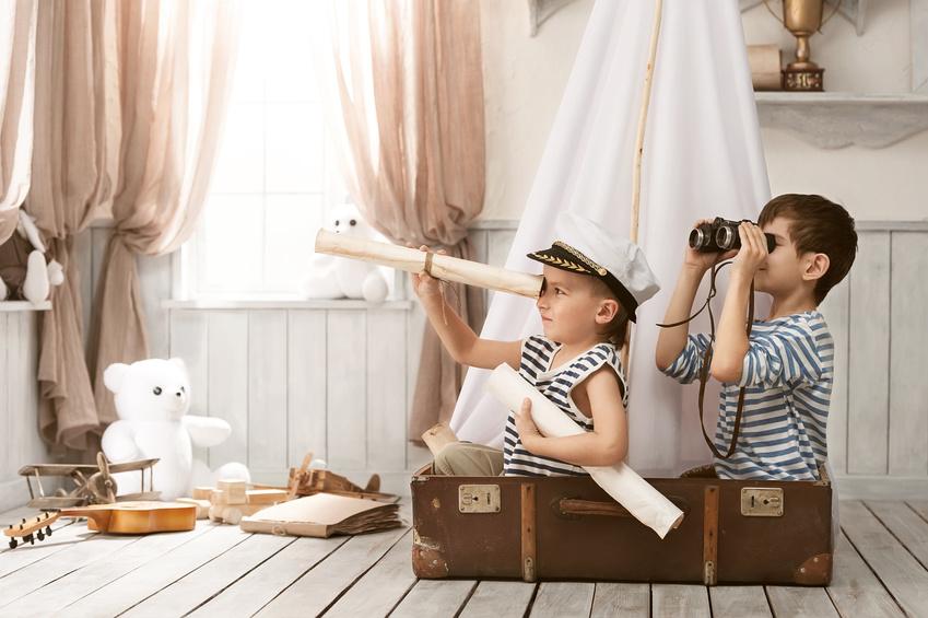 Czy masz już pomysł na dziecięcy pokój?