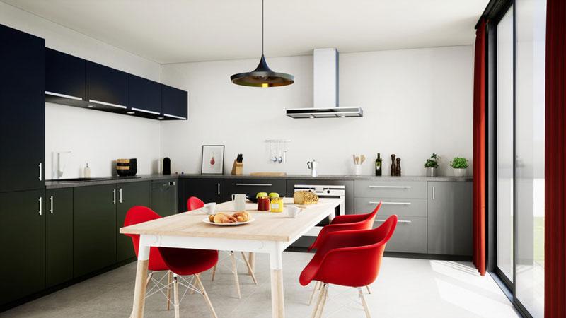 Plastikowe czy metalowe krzesła do kuchni? Porady i wskazówki.
