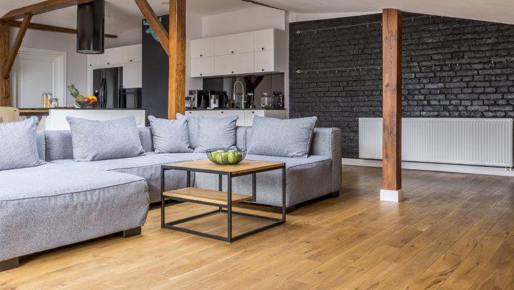 Nowoczesne ławy i stoliki kawowe loft