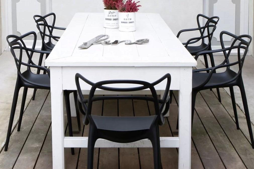 Krzesła do białego stołu – jakie wybrać?