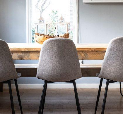 Krzesła z czarnymi nogami – propozycje 2021
