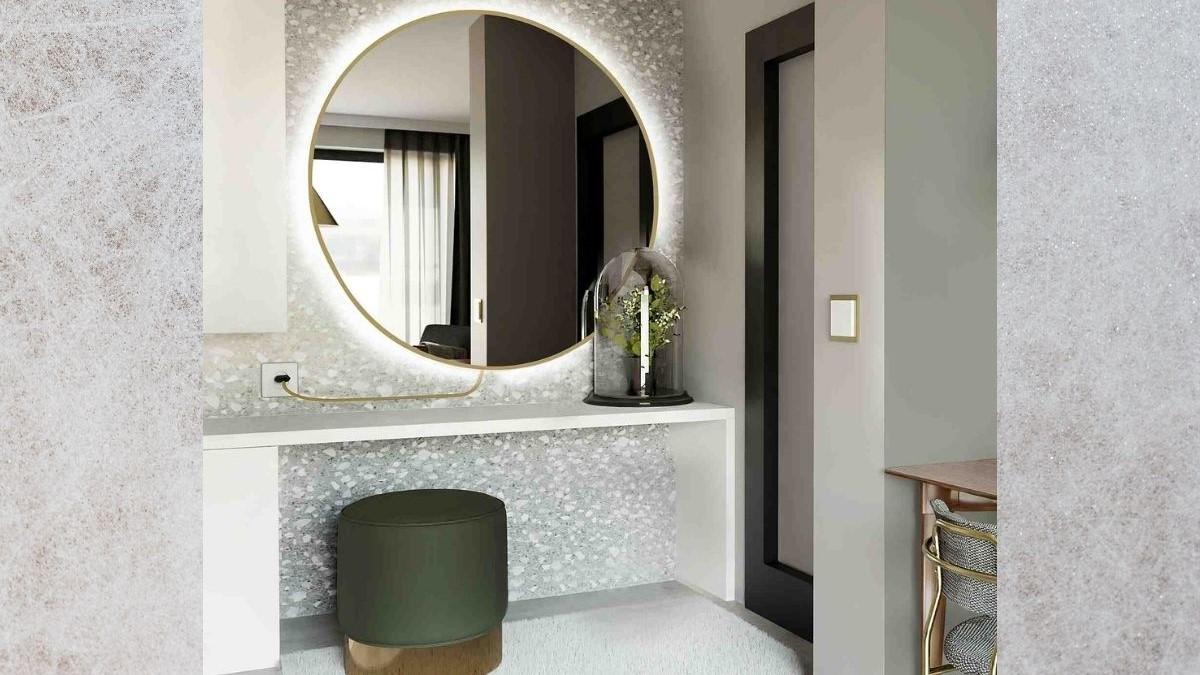 Podpowiadamy jak wybrać lustro do łazienki